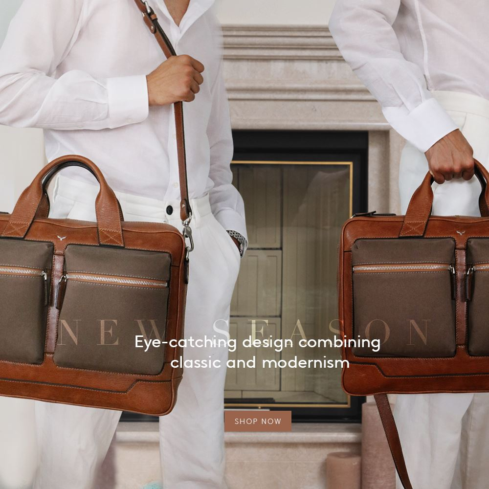 Mapi Leather || Woman Bag Collection
