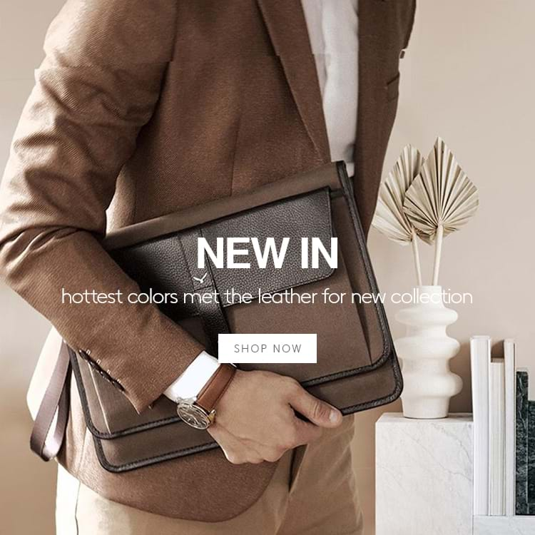 Mapi Leather || New Collection